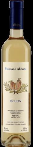 "Vino Bianco da Uva Stramatura ""Piculin"""